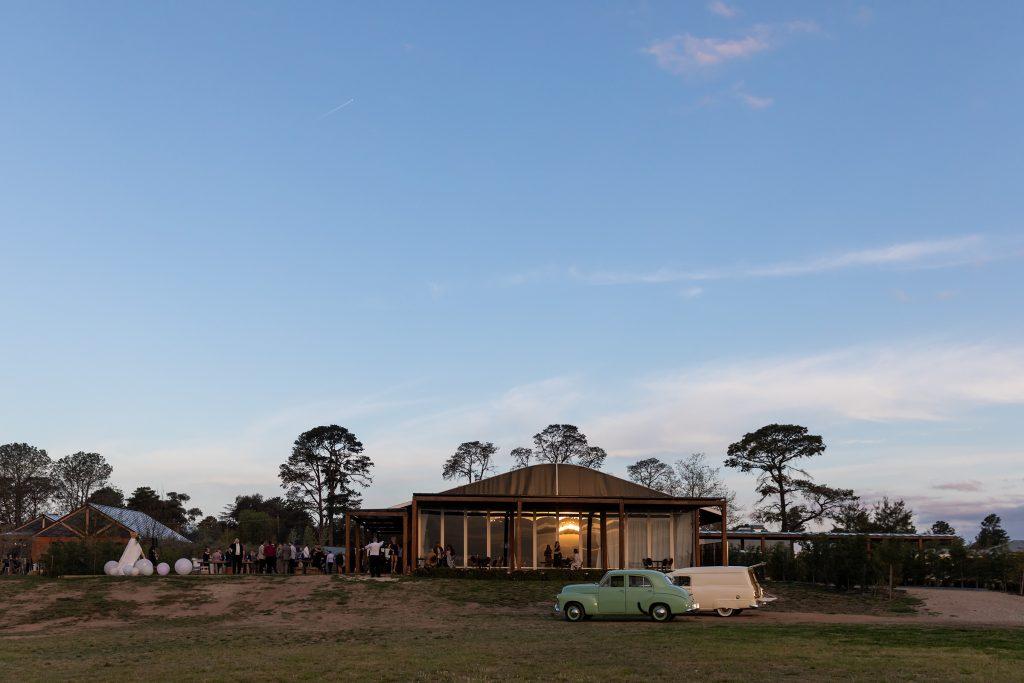 Glasshouse at Pialligo Estate Canberra ACT